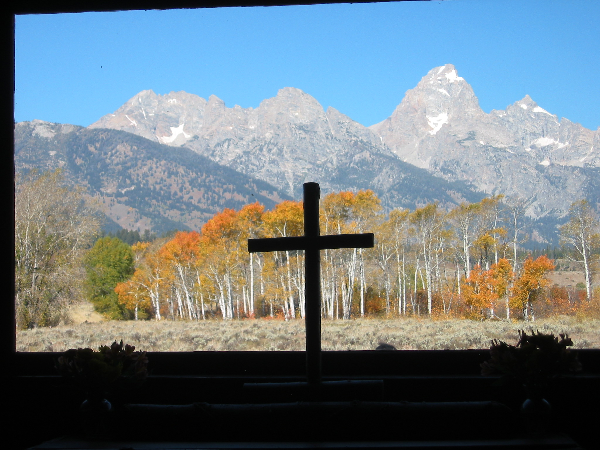 Grand Tetons Jackson Hole Wyoming And Salt Lake City