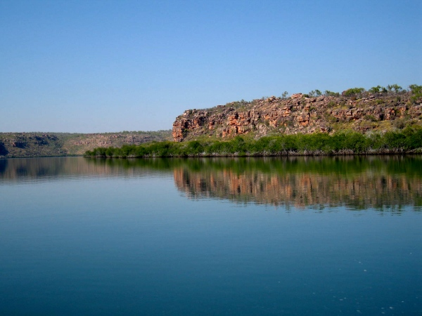 KING GORGE RIVER
