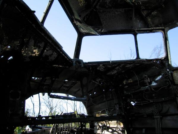 C-53 SKYTROOPER COCKPIT