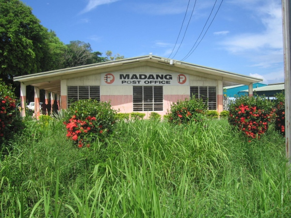 MADANG POST OFFICE