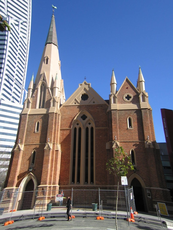 ST. BRIGIDS CHURCH – A HERITAGE LISTED CATHOLIC CHURCH IN NORTHBRIDGE