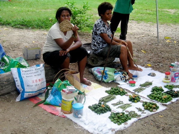 BETEL NUTS ARE ALWAYS AVAILABLE WHERE EVER YOU GO IN NEW GUINEA