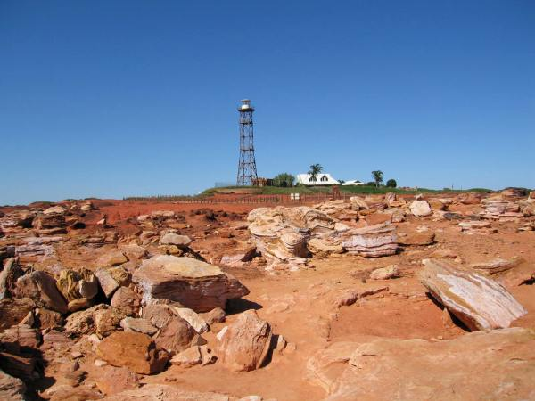 GANTHEUMPOINT  LIGHTHOUSE