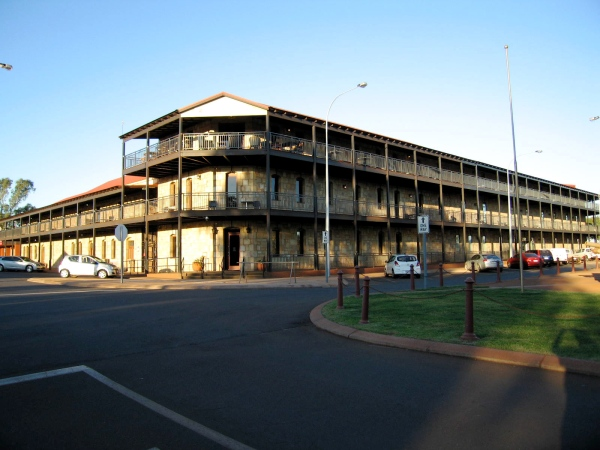 THE HISTORIC ESPLANADE HOTEL, PORT HEDLAND