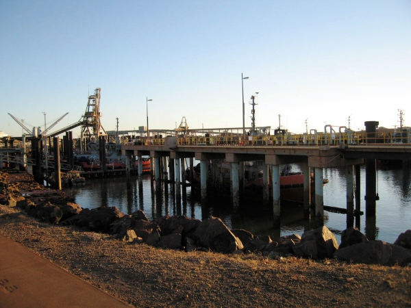 PORT FACILITIES AT PORT HEDLAND