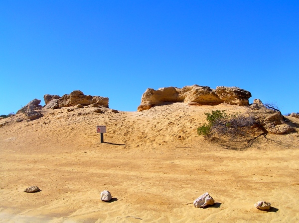The Pinnacles Desert remained relatively unknown until the late 1960s, when the Department of Lands and Surveys agreed to add the area to the already existing national park, which had been established in 1956.