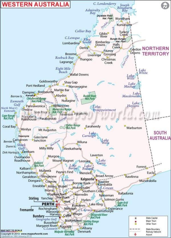 western-australia-map