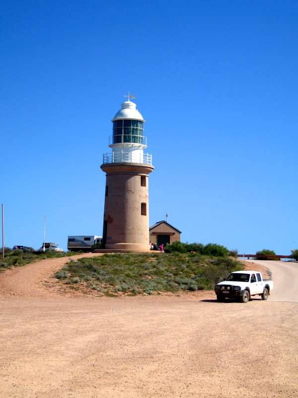 Reset Cart Terms/Conditions Vlamingh Head Lighthouse The Vlamingh Head Lighthouse is located 17km north of the Exmouth townsite. The Lighthouse overlooks Lighthouse Bay and has the distinction of being one of the few places in Australia where you can watch the sun rise and set. The Lighthouse was built in 1912 and stands on the northernmost tip of the Cape Range.