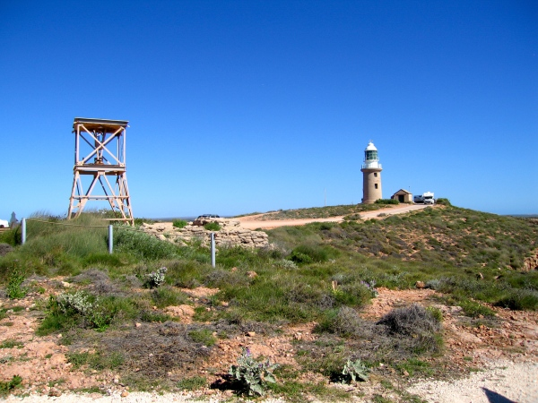 VLAMINCK LIGHTHOUSE AND THE RADAR TOWER