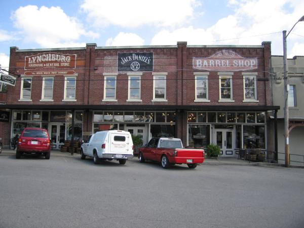 Lynchburg Shops
