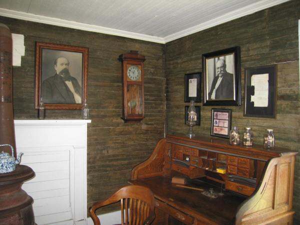 JACK DANIEL'S OFFICE
