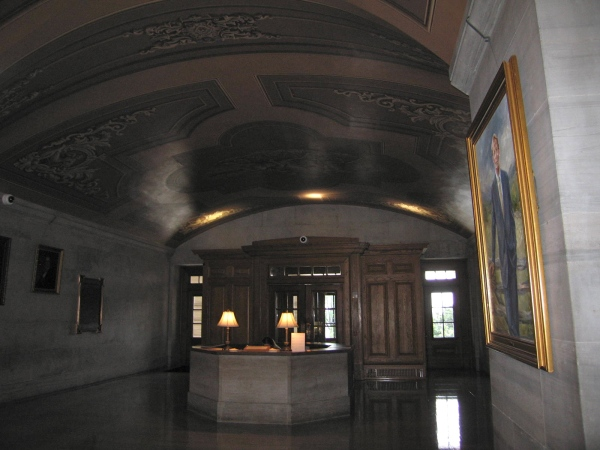 TENNESSE STATE CAPITOL INTERIOR