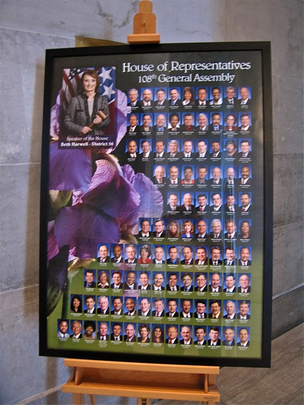 PHOTOS OF THE MEMBERS OF THE HOUSE OF REPRESENTATIVES