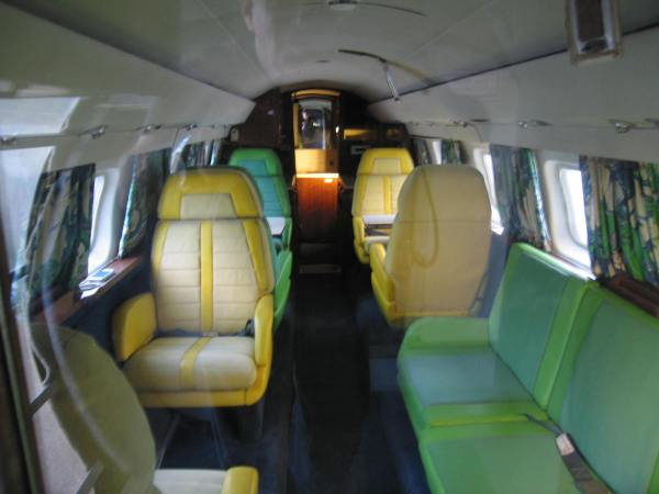 HOUND DOG II  INTERIOR