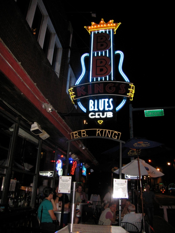 BB King's Blues Club and Restaurant