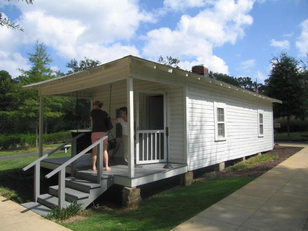 ELVIS PRESLEY BIRTHPLACE AND BOYHOOD HOME