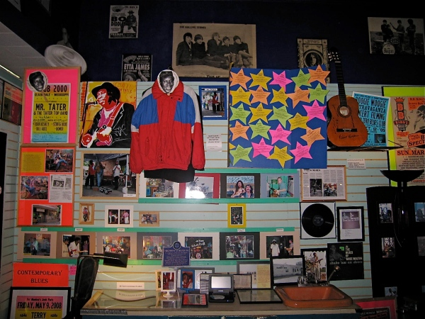 ROCK AND BLUES MUSEUM, CLARKSDALE, MISSISIPPI