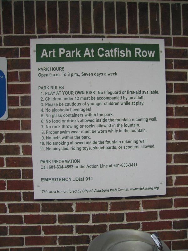 Catfish Row Children's Art Park