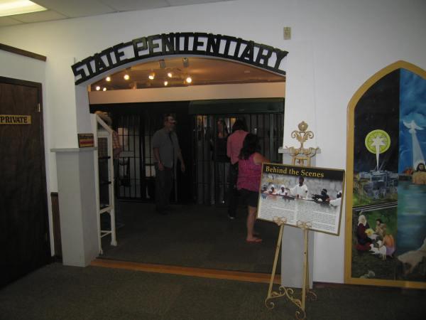 LOUISIANA STATE PENITENTIARY MUSEUM