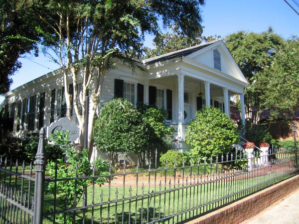 Natchez, Mississippi Antebellum Mansion