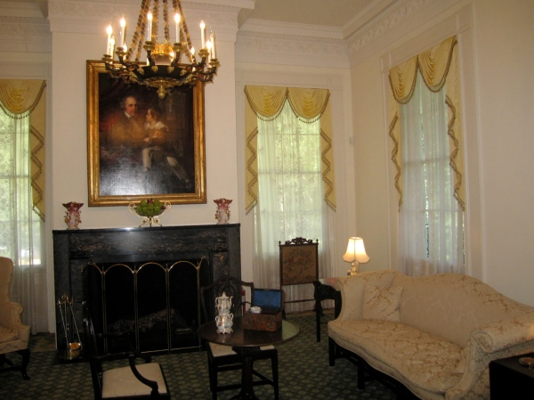 BRANDON HALL  -   SITTING ROOM