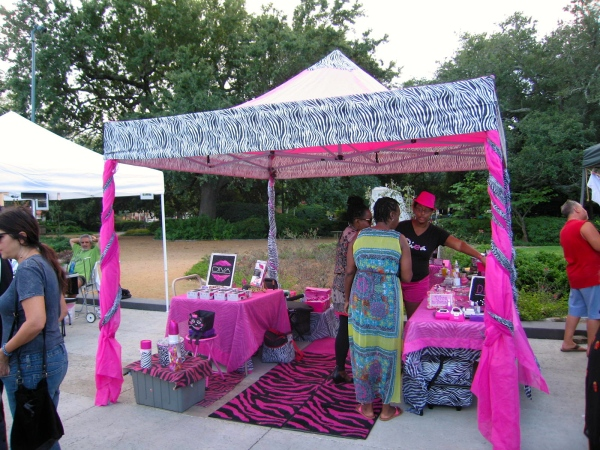 LOUIS ARMSTRONG PARK   - BEAUTY SUPPLIES VENDOR
