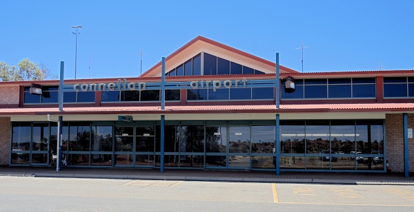 CONELLAN AIRPORT - NEAREST AIRPORT TO ULURU
