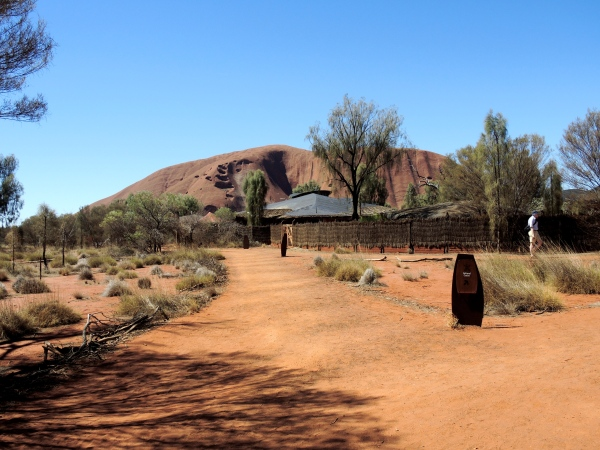 ULURU CULTURAL CENTER  -   Anangu own all of Uluru and Kata Tjuta and lease it back to Parks Australia to be jointly managed as a national park. This arrangement first came into place in October 1985, in an historic moment known today as handback. Local guide, Uluru-Kata Tjuta National Park