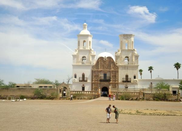 San Xavier Del Bec Mission