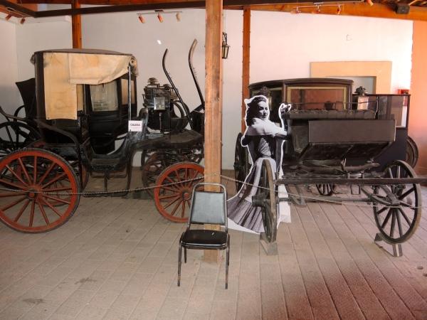 MUSEUM COSTUMBRISTA DE SONORA - CARRIAGES
