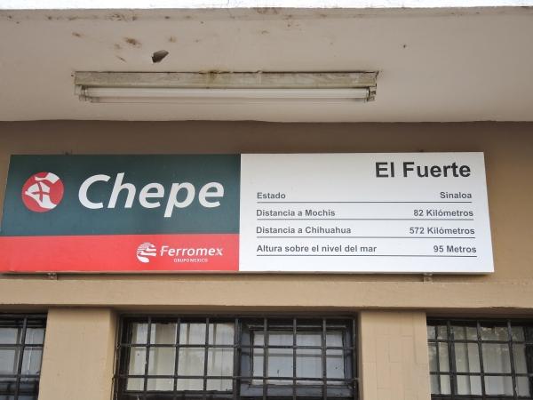 EL FUERTE CHEPE STATION