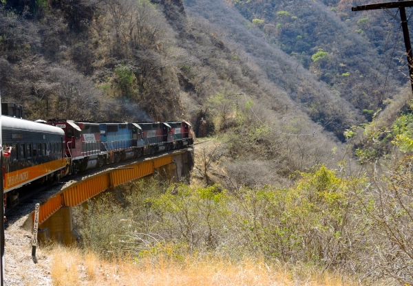 CHEPE WENDS IT WAY THROUGH THE CANYONS