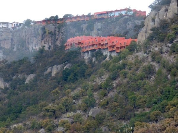 POSADA MIRADOR - OUR HOTEL OVERLOOKS COPPER CANYON