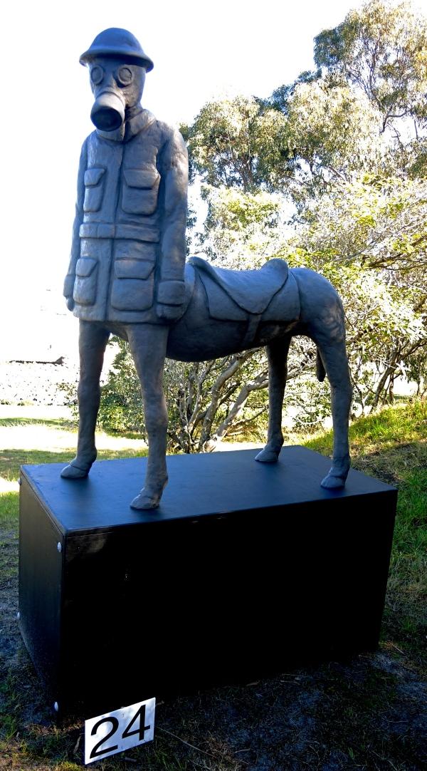 ADAM GALEA  -  WARHORSE METAMORPHOSIS