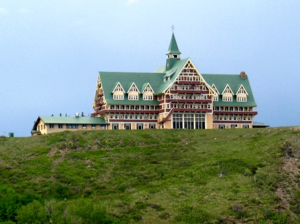 Prince of Wales Hotel National Historic Site
