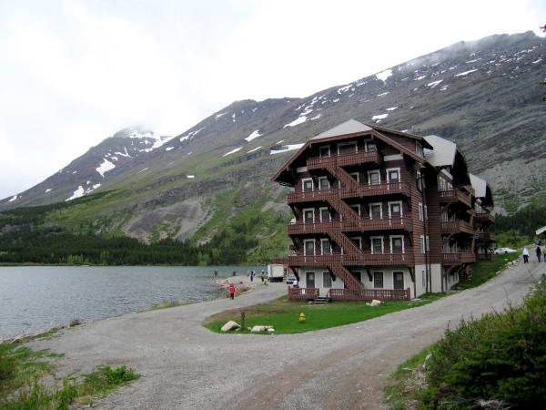 GLACIER PARK HOTEL