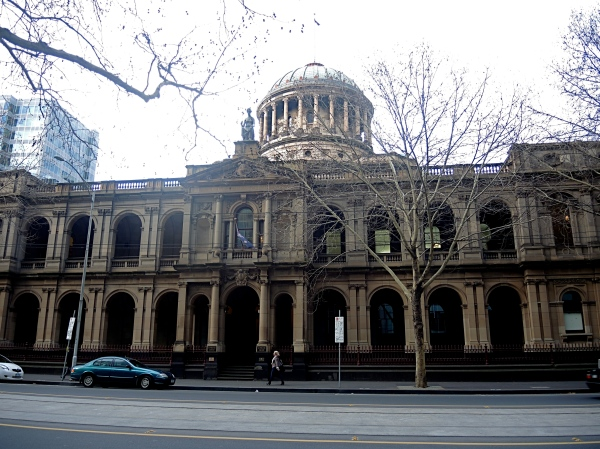 SUPREME COURT MELBOURNE