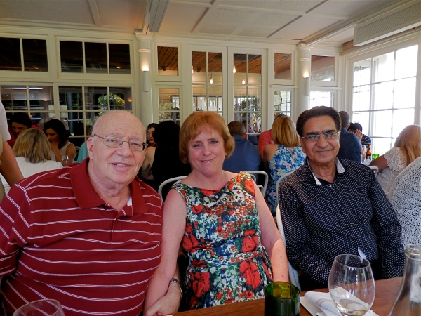 GCA CHRISTMAS PARTY - NOVEMBER 29 2014 - CHISWICK RESTAURANT  -  WOOLLAHRA, SYDNEY