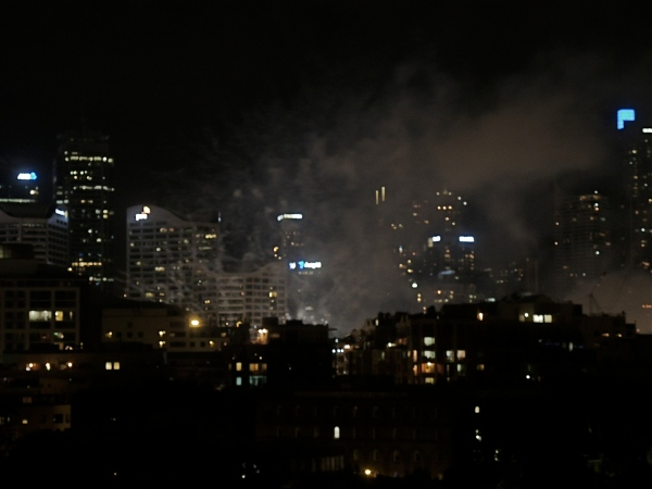 SYDNEY FIREWORKS NEW YEARS EVE 2014
