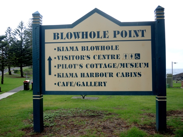 BLOWHOLE POINT