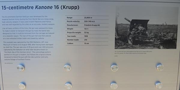 15 CENTIMETRE  KANONE 18 (KRUPP)