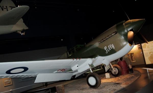 "Curtiss P-40E Kittyhawk A29-133, ""Polly"""