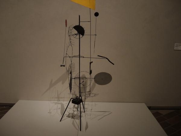 Jean TINGUELY    -    Méta-mécanique (Méta-Herbin) 1954