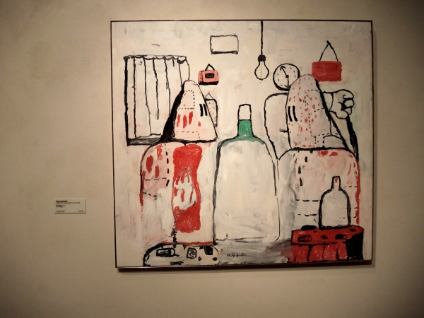 PHILLIP GUSTON   -    BAD HABITS