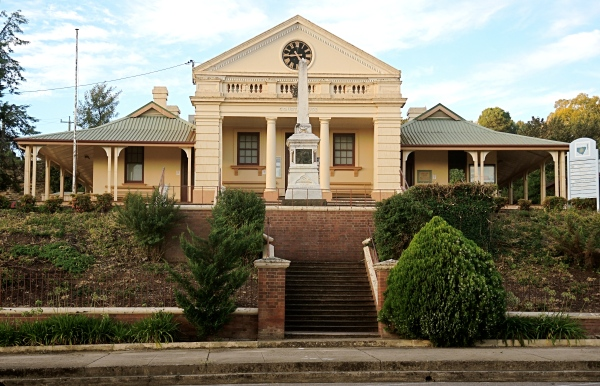 GUNDAGAI COURT HOUSE