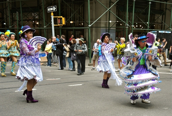 ANNUAL NEW YORK CITY DANCE PARADE, MAY 16  2015