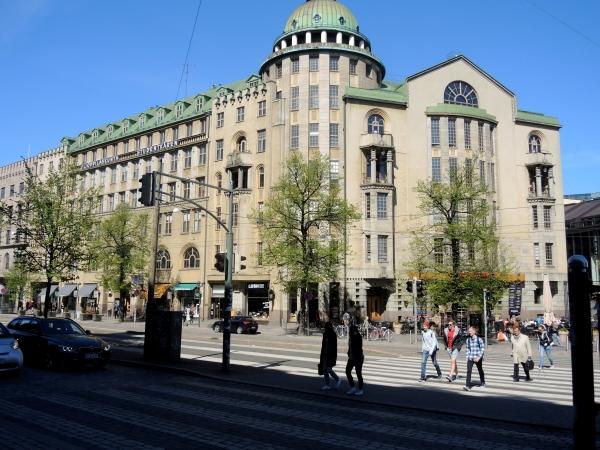 UNIVERSITY STUDENT UNION BUILDING