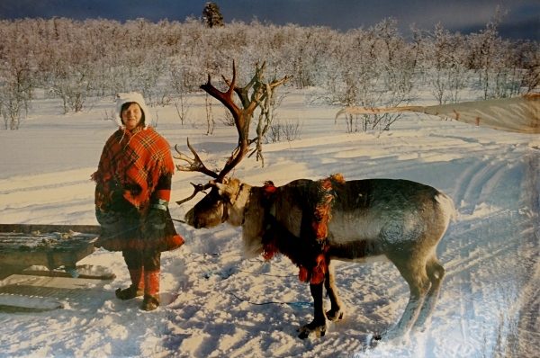 SAMI CULTURAL CENTER PHOTOGRAPHS OF THE SAMI PEOPLE