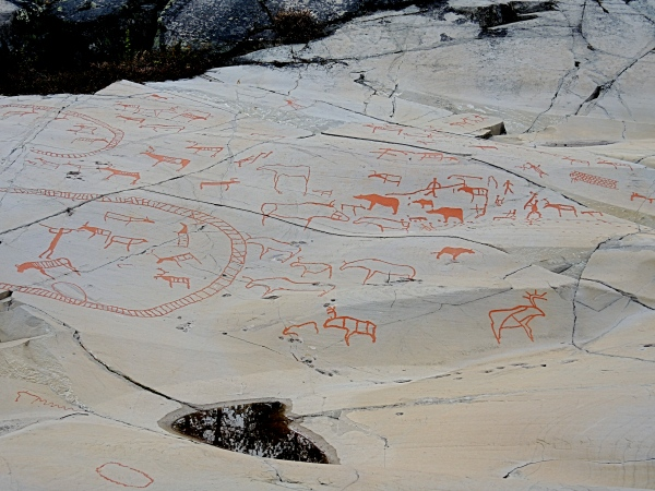 ALTA MUSEUM ROCK CARVING -