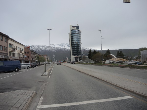 NARVIK CENTER